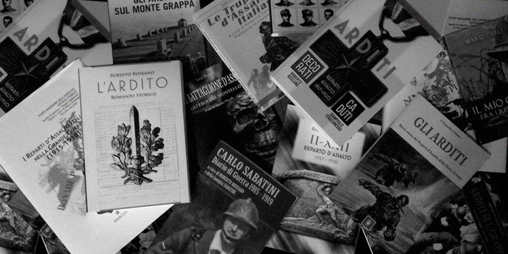 Libri sugli Arditi della Grande Guerra